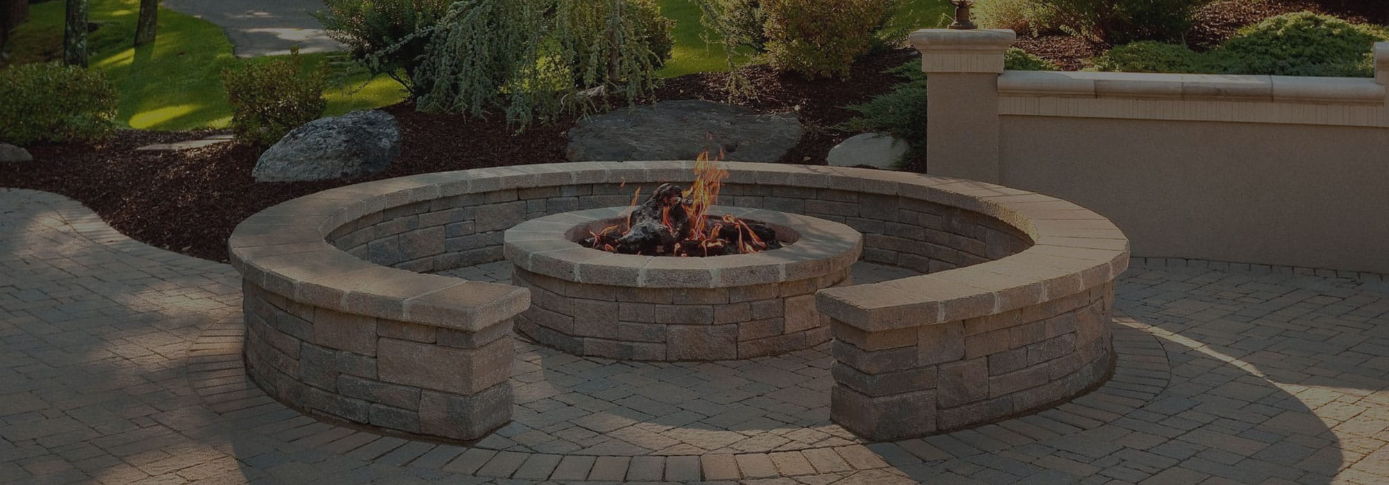 Backyard Fire Pits Landscaping Supplies