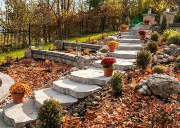 Year-Round Landscaping and Gardening Guide