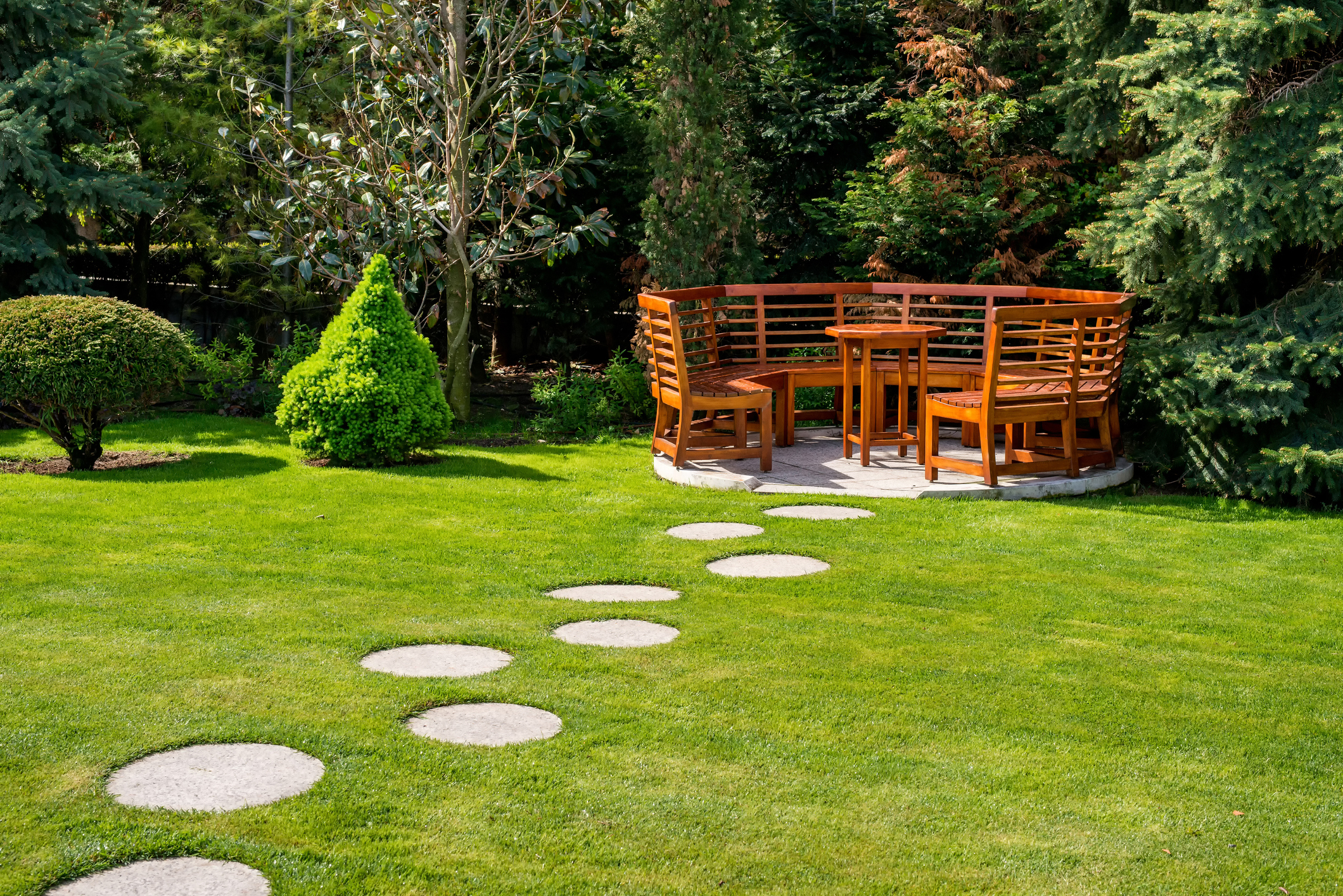 Blog How To Make Your Backyard Look Beautiful On A Budget Legends Landscape Supply Inc