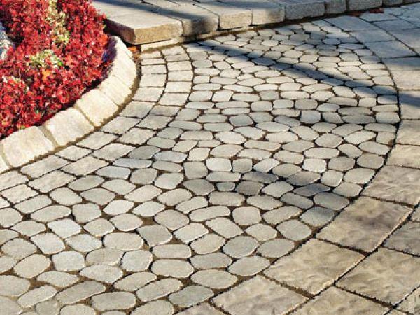 Garden Borders Inspiration : Garden edging inspiration legends landscape supply inc