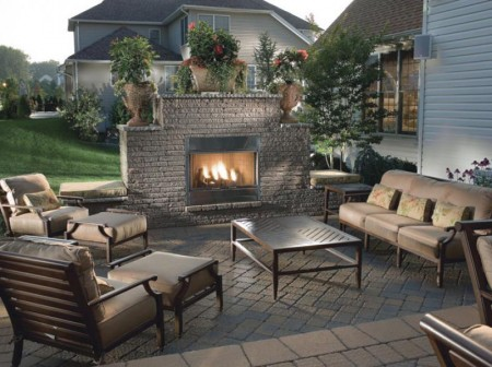 room outdoor fireplace best pits backyard design fireplaces ideas tips fire decorate