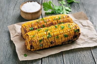 Healthy corn recipe