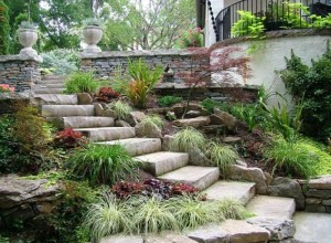 How to Build Steps with Stone
