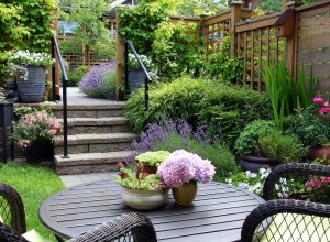 How to Turn Your Garden into a Beautiful Summer Oasis