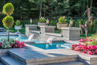 The Benefits of Including Water Features in Your Landscape