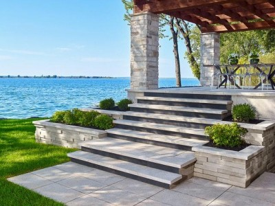 Landscaping for Waterfront Properties